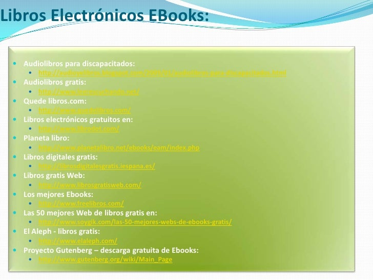 Bibliotecas Electronicas Virtuales Digitales_repositorios