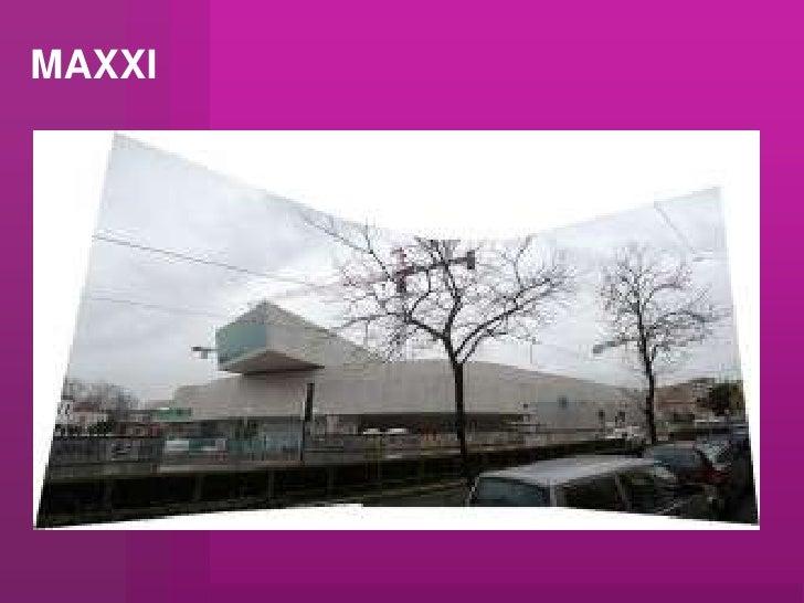 Bibliotecas museos y centros culturales for Biblioteca maxxi