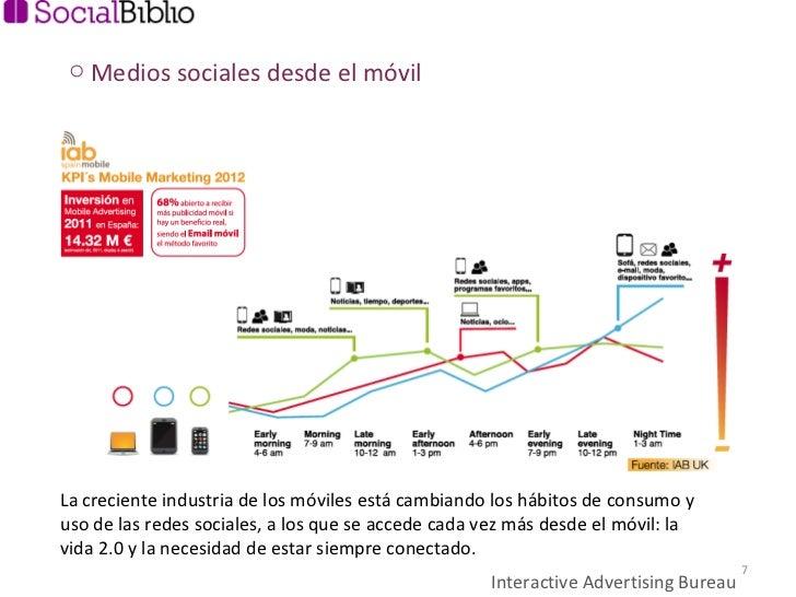 La creciente industria de los móviles está cambiando los hábitos de consumo y uso de las redes sociales, a los que se acce...
