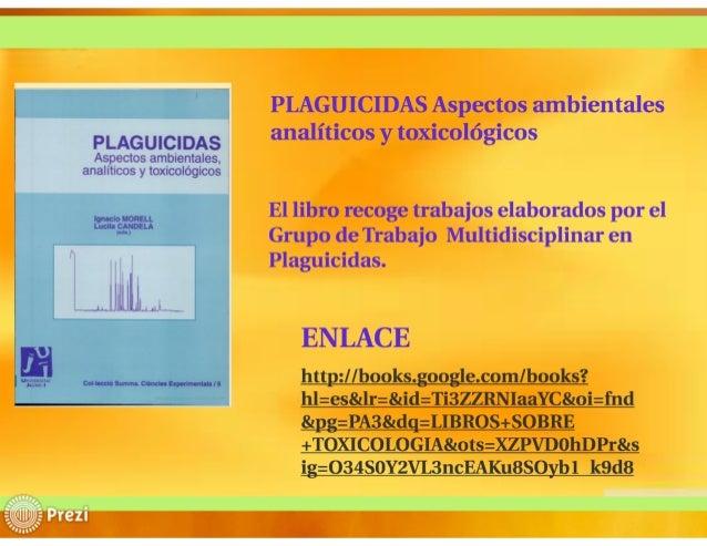 Biblioteca virtual de toxicología