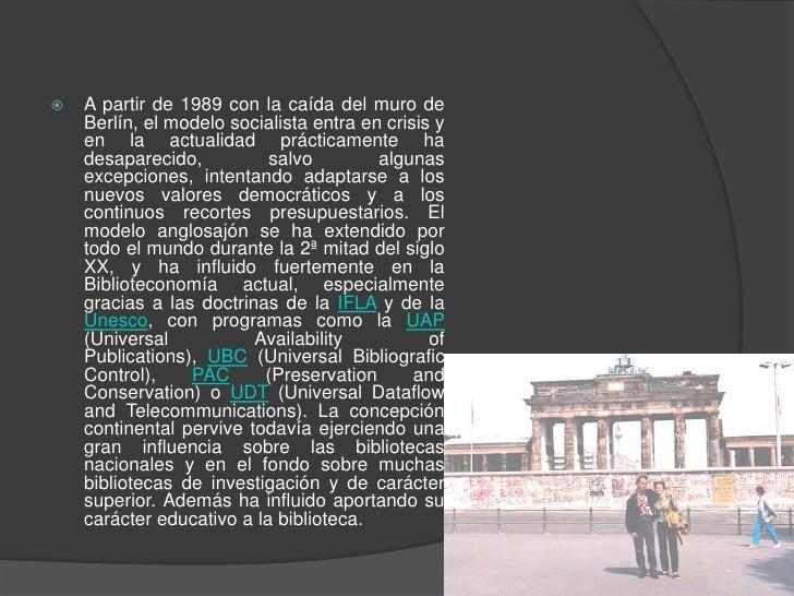 A partir de 1989 con la caída del muro de Berlín, el modelo socialista entra en crisis y en la actualidad prácticamente ha...