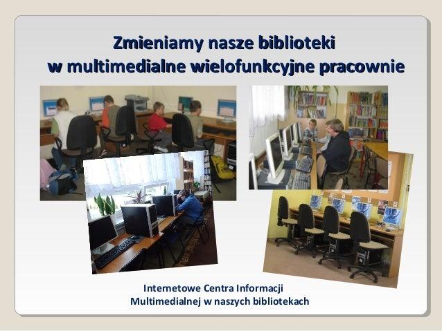 Biblioteki szkolne Slide 2