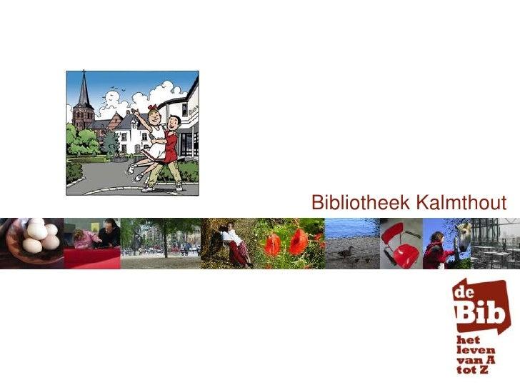 Bibliotheek Kalmthout