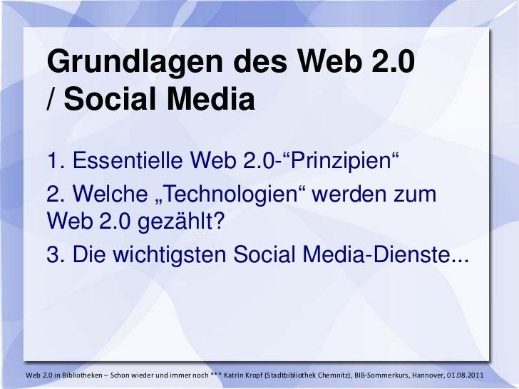 Bibliothek2.0 Slide 2