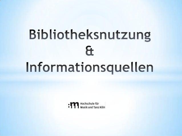 Bücher, Noten, Zeitschriften, CDs, DVDs müssen in unserer   Bibliothek vor der Ausleihe online bestellt werden.      Öffnu...