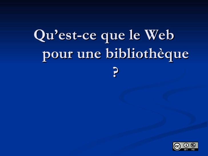 BibliothèQues20 Abf Slide 2