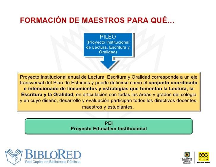 Bibliotic 2009 - Presentación BibloRed Ciclo de Maestros Slide 3