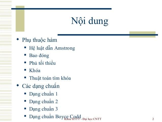 csdl - buoi13-14 Slide 2