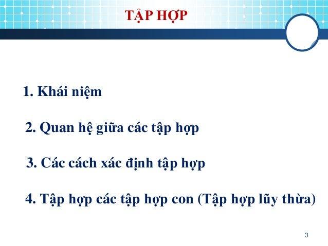 chuong 2. phep dem Slide 3