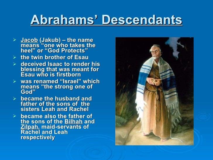 B I B S T U D Lesson 11 Abraham And Descendants