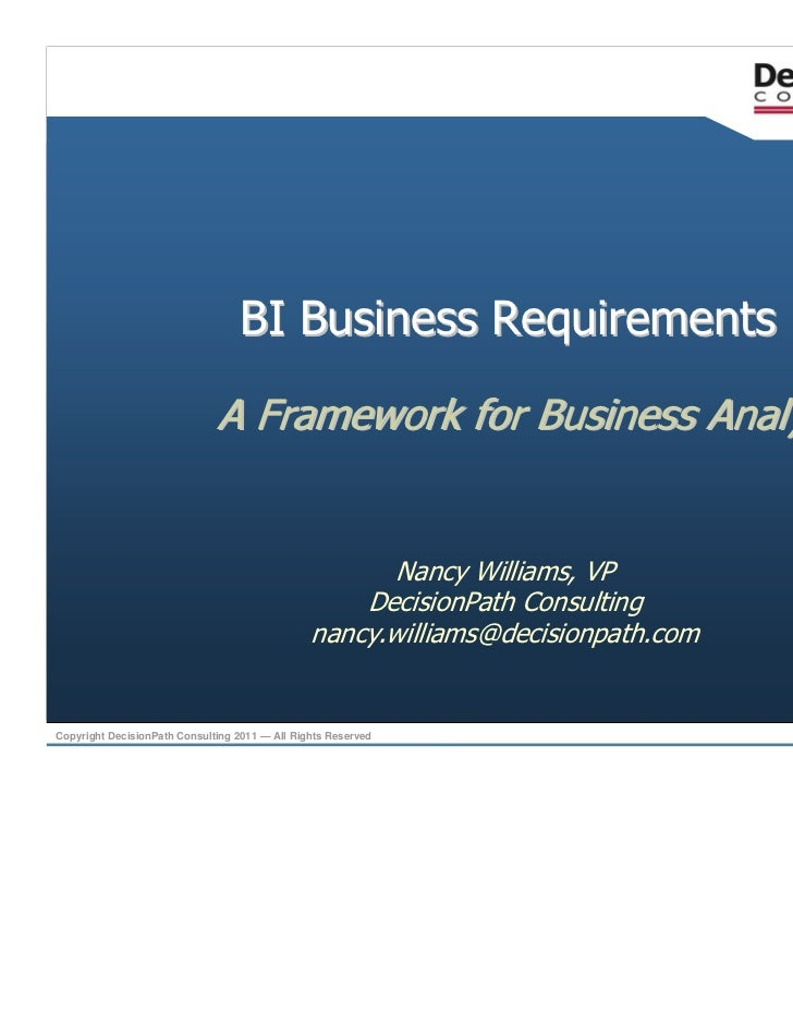 case study for business intelligence Case studies and examples company using board software business intelligence, corporate performance management and analytics all in one everything you need to know about working with board is here for you discover all the powerful capabilities of the all-in-one business intelligence.