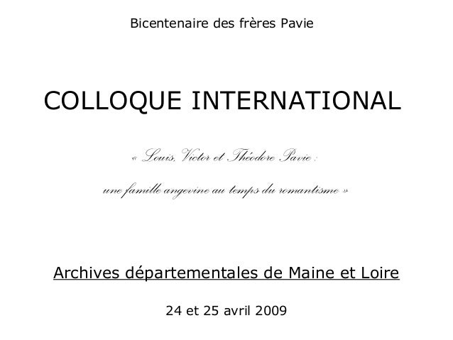 Bicentenaire Pavie Slide 3
