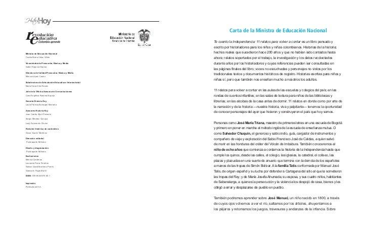Bicentenario COLOMBIA Slide 3