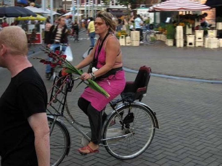 Bicicletas en Amsterdam Slide 14