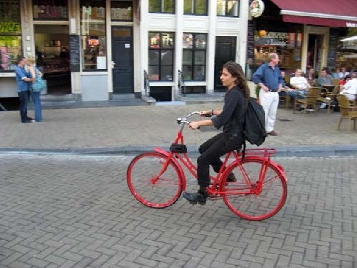Bicicletas en Amsterdam Slide 15