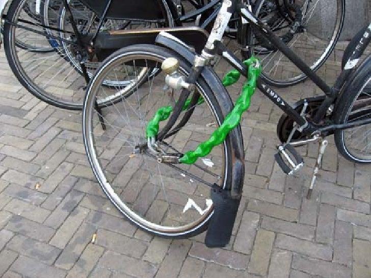 Bicicletas en Amsterdam Slide 16