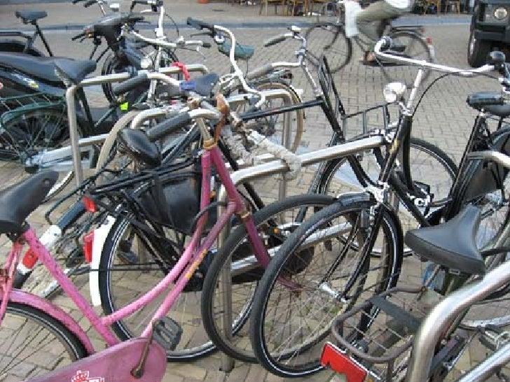 Bicicletas en Amsterdam Slide 17
