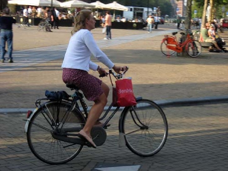 Bicicletas en Amsterdam Slide 18