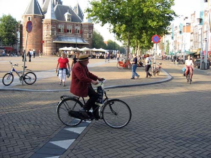 Bicicletas en Amsterdam Slide 19