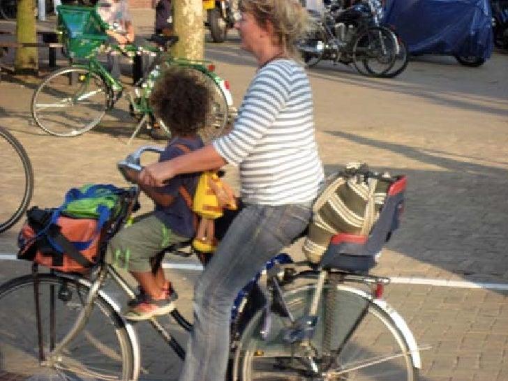 Bicicletas en Amsterdam Slide 2