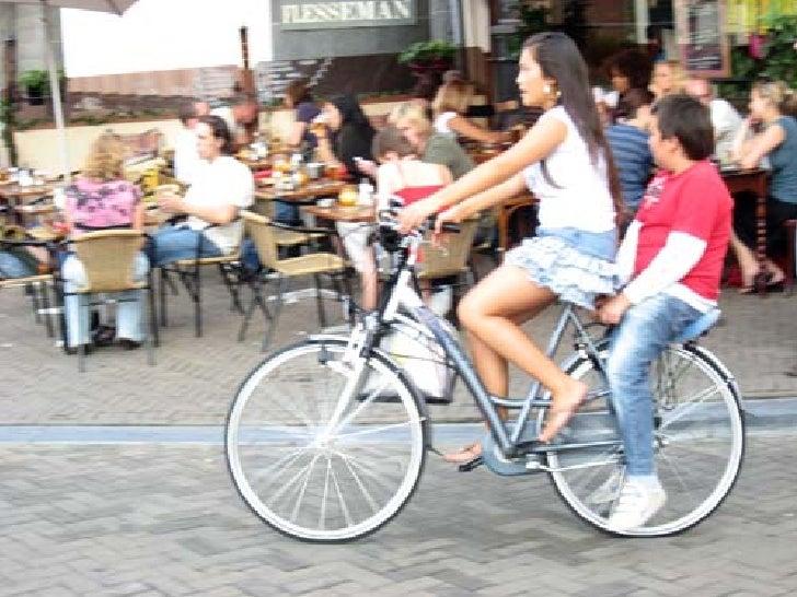 Bicicletas en Amsterdam Slide 20