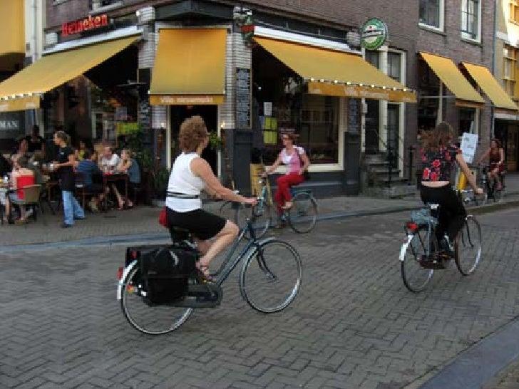 Bicicletas en Amsterdam Slide 21