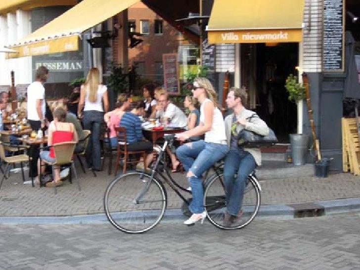 Bicicletas en Amsterdam Slide 24