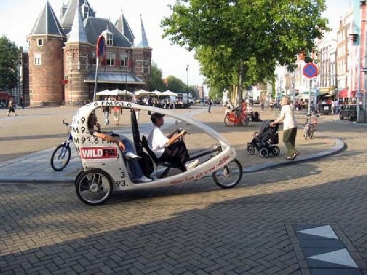 Bicicletas en Amsterdam Slide 25