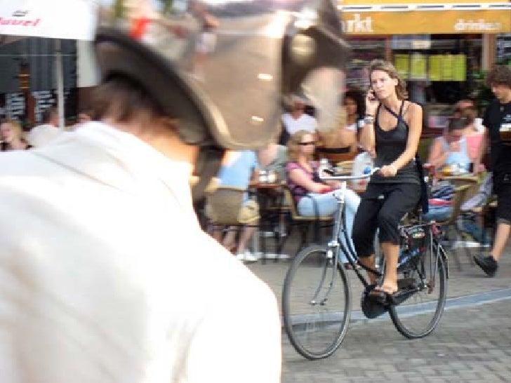 Bicicletas en Amsterdam Slide 3