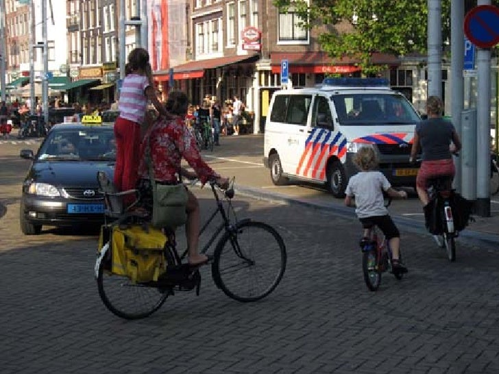 Bicicletas en Amsterdam Slide 31