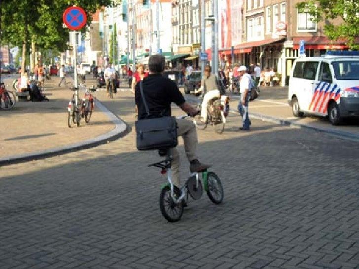 Bicicletas en Amsterdam Slide 32