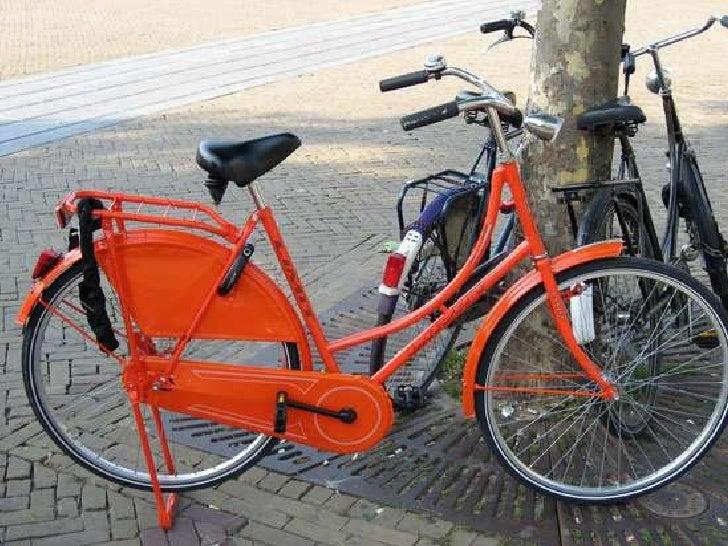 Bicicletas en Amsterdam Slide 33