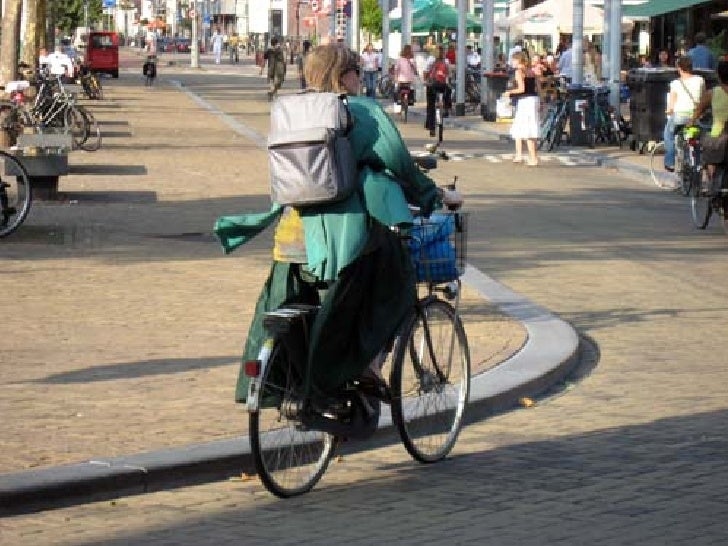 Bicicletas en Amsterdam Slide 34