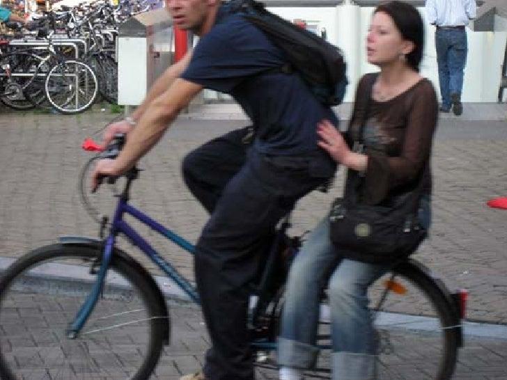 Bicicletas en Amsterdam Slide 35