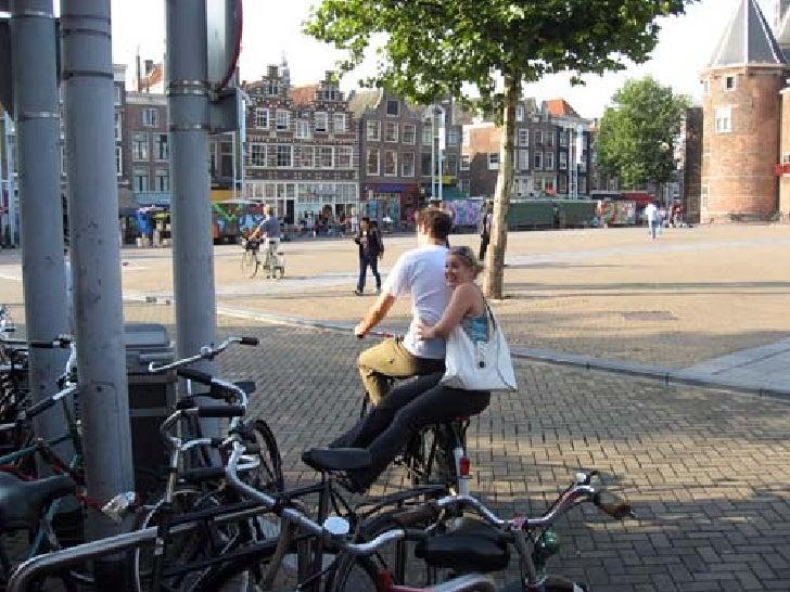 Bicicletas en Amsterdam Slide 38