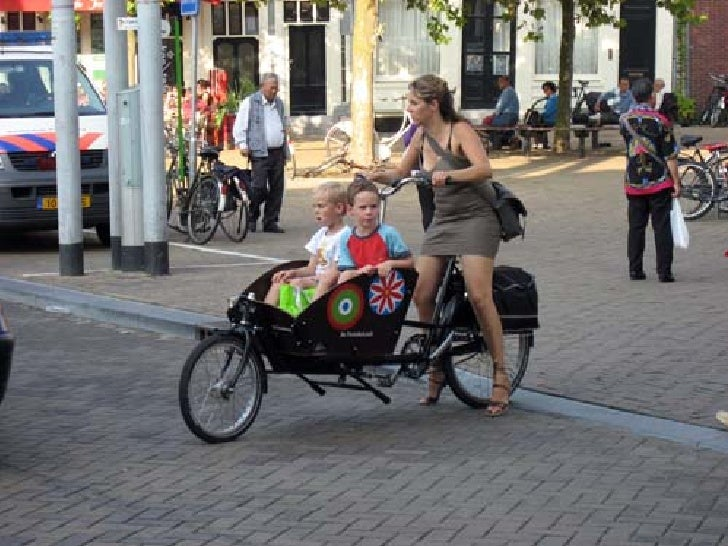 Bicicletas en Amsterdam Slide 39