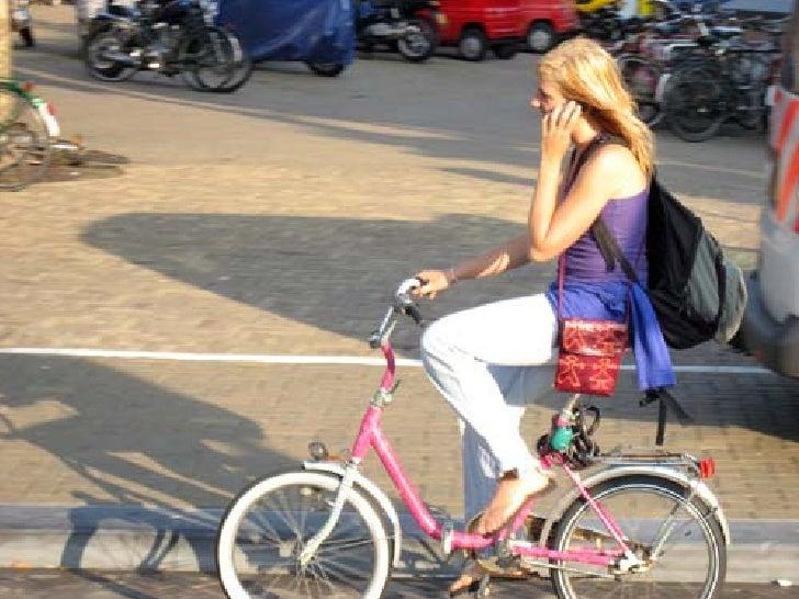 Bicicletas en Amsterdam Slide 4