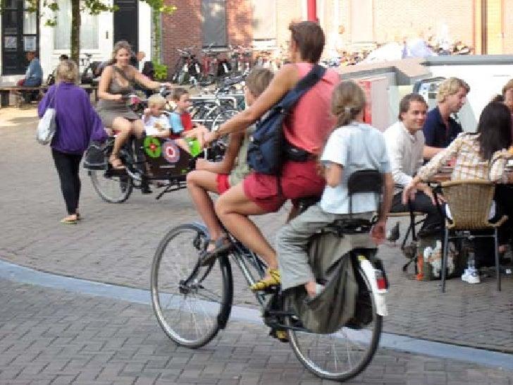 Bicicletas en Amsterdam Slide 41
