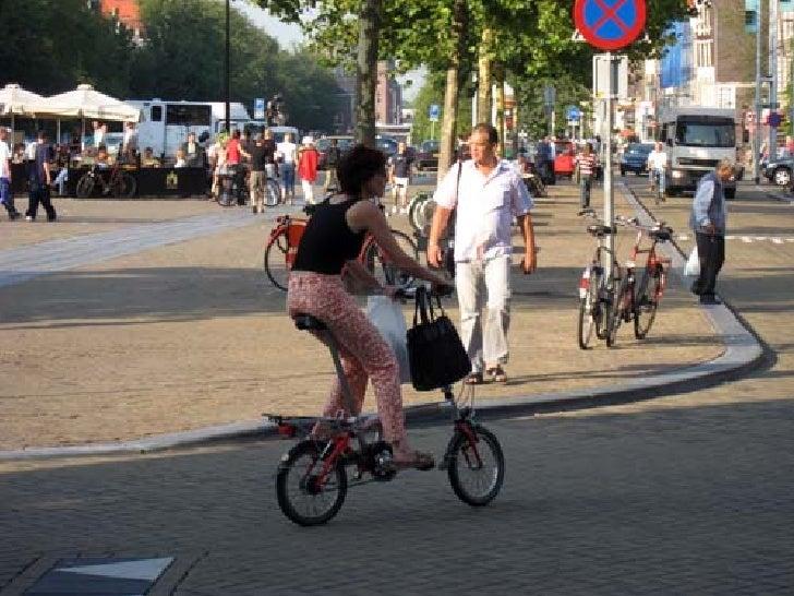 Bicicletas en Amsterdam Slide 42