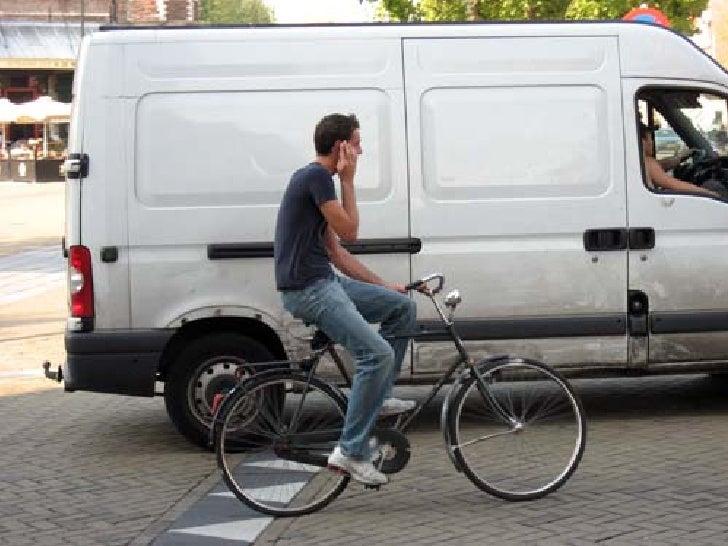 Bicicletas en Amsterdam Slide 44