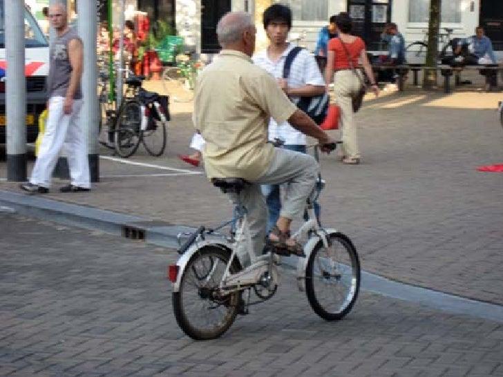 Bicicletas en Amsterdam Slide 46