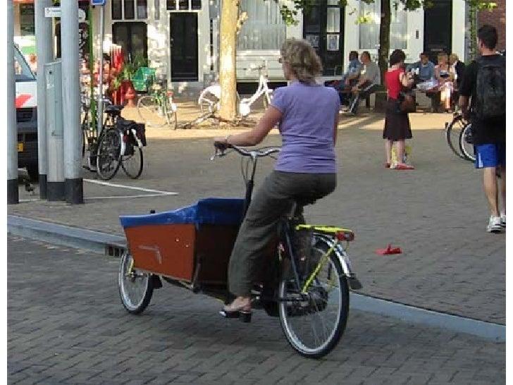 Bicicletas en Amsterdam Slide 48