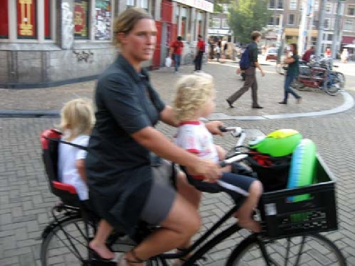 Bicicletas en Amsterdam Slide 50