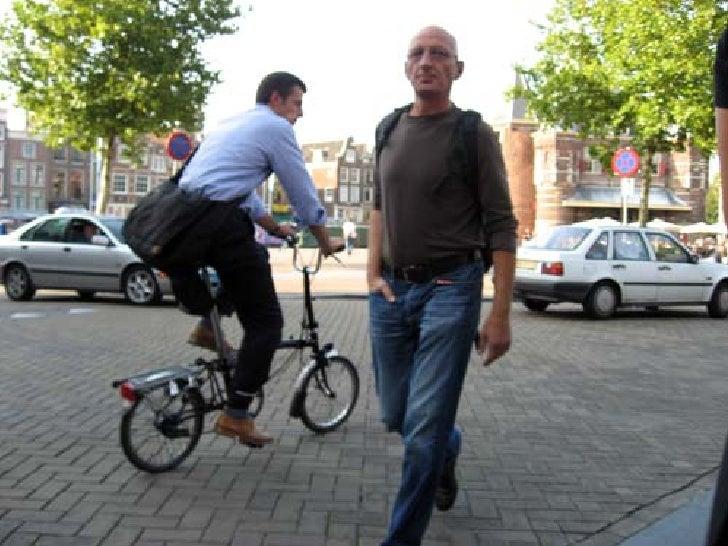 Bicicletas en Amsterdam Slide 52