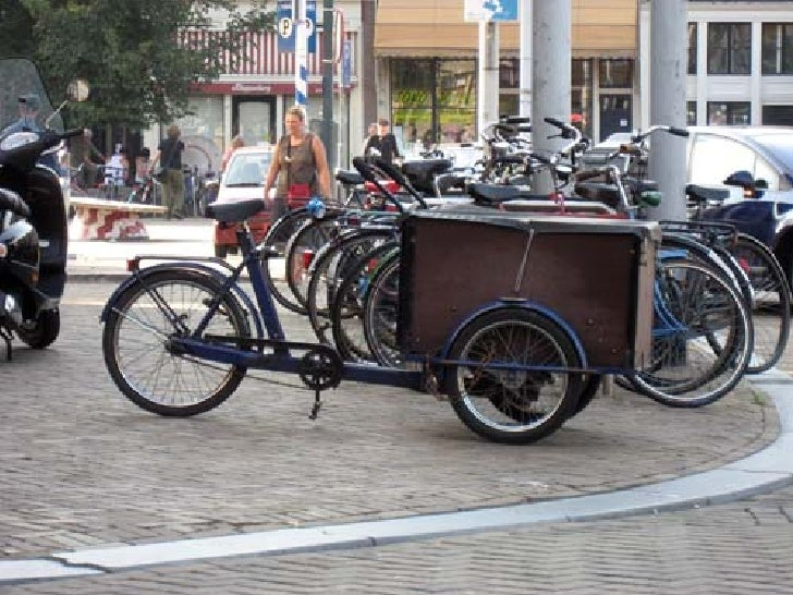 Bicicletas en Amsterdam Slide 53