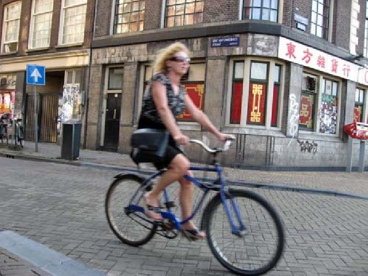 Bicicletas en Amsterdam Slide 54