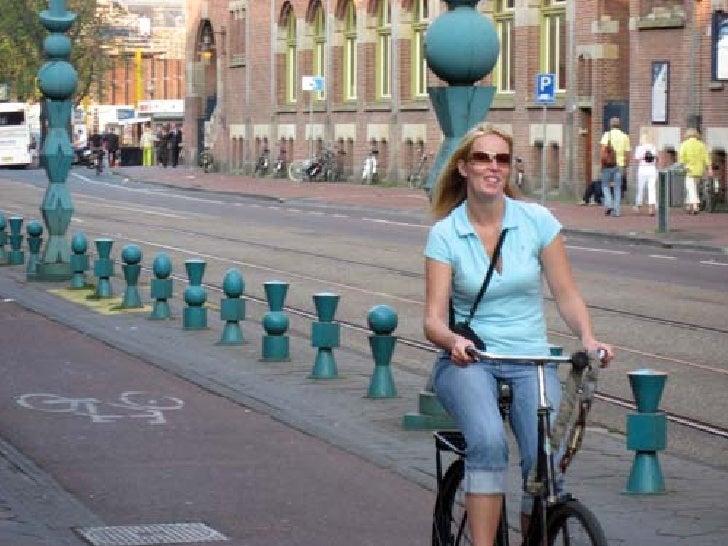 Bicicletas en Amsterdam Slide 56