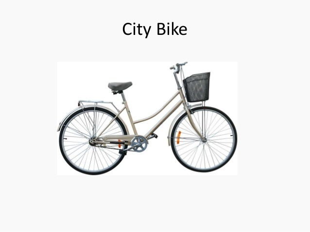 List of bicycle types