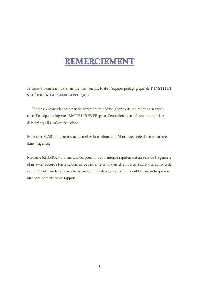 Bidah hicham bmce bank imprim - Report de paiement de 3 mois par cb ...