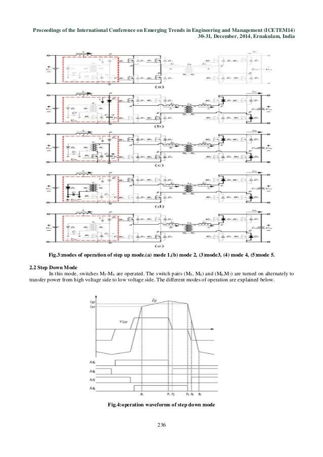 bidirectional full bridge dc